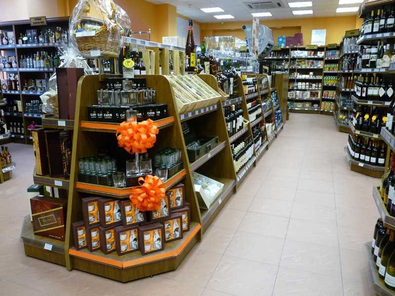 Как украсить продуктовый магазин к новому году своими руками фото