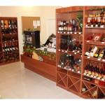 Торговое оборудование для алкогольного супермаркета