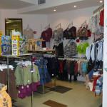 Торговое оборудование для магазина детской одежды
