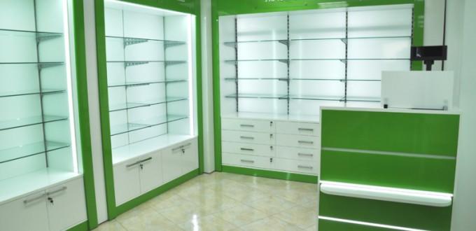 Торговое оборудование для аптеки (Калининград)