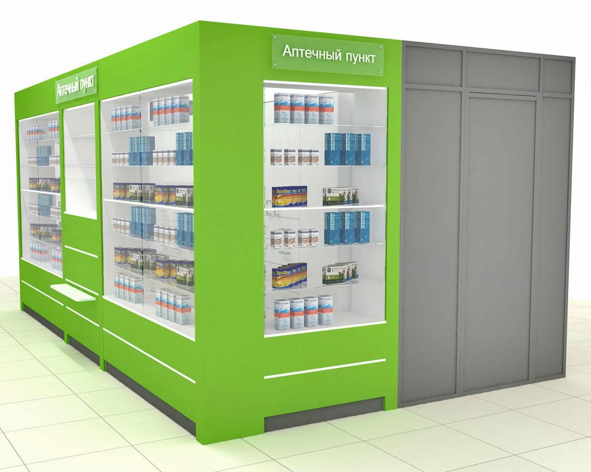 схема проекта аптеки