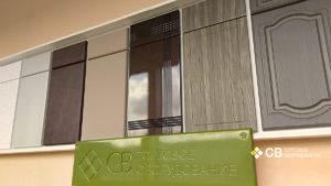 Образцы кухонных фасадов