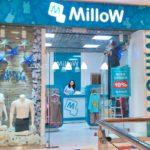 Открытие магазина домашней одежды