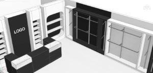 Черновые эскизы проекта магазина одежды (01)