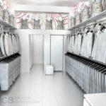 Проект магазина женской одежды