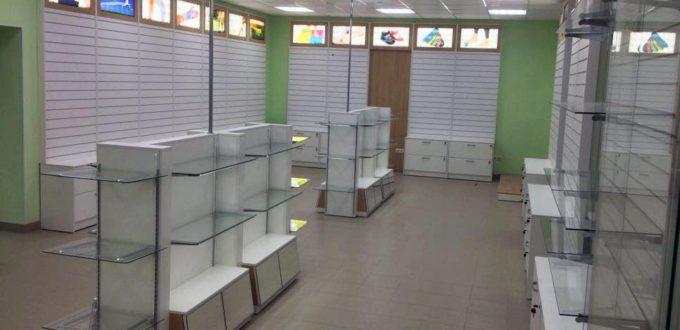 Торговое оборудования для ортопедического салона