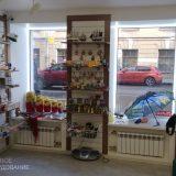 Торговая мебель для уподарков и сувениров
