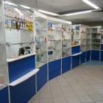 Торговое оборудование для аптеки