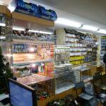 Торговое оборудование для магазина подарков