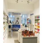 Торговое оборудование для магазина косметики Dermosil