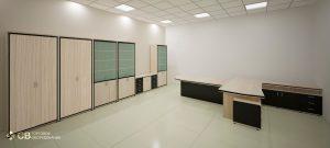 Офисная мебель (3D)