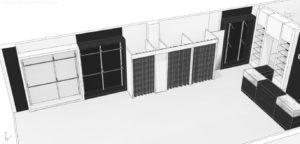 Черновые эскизы проекта магазина одежды (03)