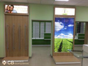 Выставочные стенды в магазин ортопедии