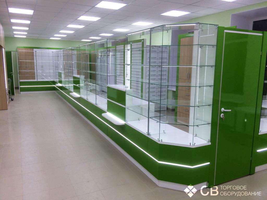 Мебель для аптеки №2 | 768x1024