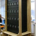 Шкаф с экономпанелью