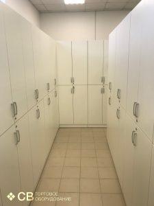 Шкафы в материальную комнату