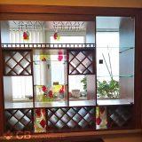 Домашний стеллаж для вина под заказ