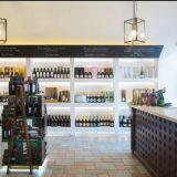 Мебель в винный магазин