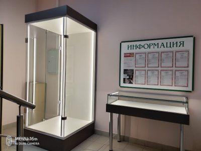 Музейное и выставочное оборудование